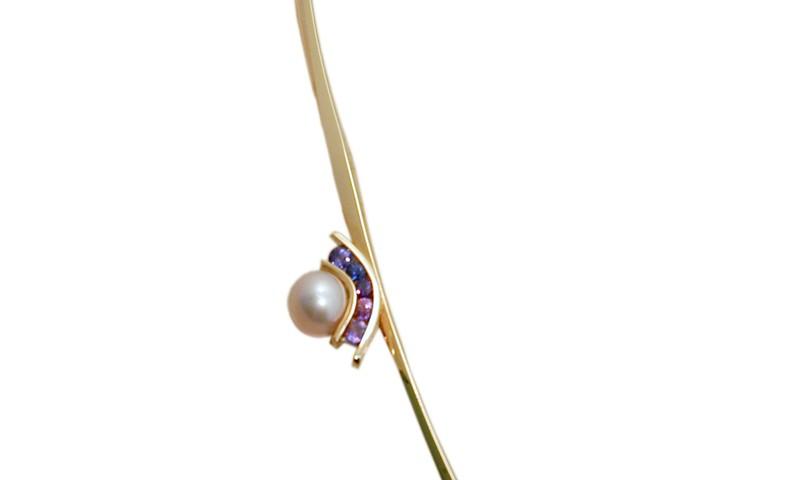 Forged Stick Pin