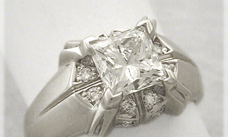 Chelsea Engagement Ring
