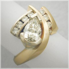 Sallie Engagement Ring